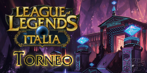 League of Legends Italia - Torneo