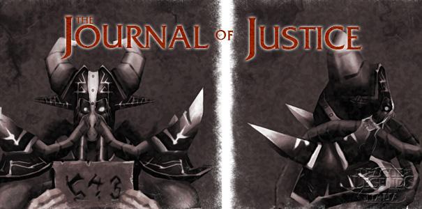 Giornale della Giustizia, Atto 21°