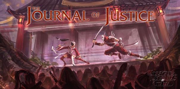 Giornale della Giustizia, Atto 22°