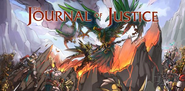 Giornale della Giustizia, Atto 25°