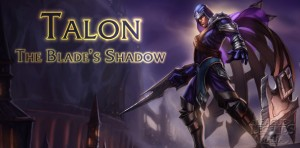 Talon, The Blades Shadow