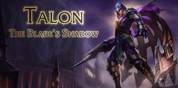 Talon, The Blade's Shadow
