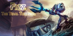 Fizz, The Tidal Trickster