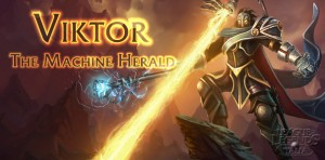Viktor, The Machine Herald