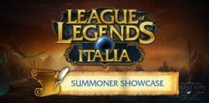 Summoner Showcase