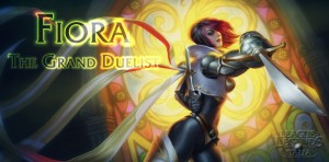 Fiora, The Grand Duelist