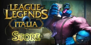 League of Legends Italia - Store
