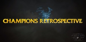 Champions Retrospective