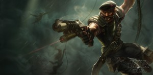 Special Forces Gangplank - Logo