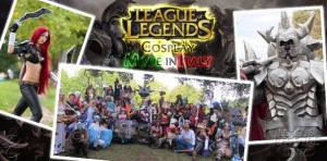 League of Legends Cosplay Made in Italy