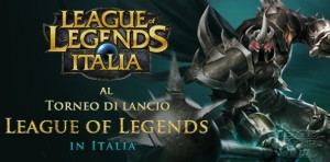 Lolitalia al torneo di lancio di League of Legends in Italia