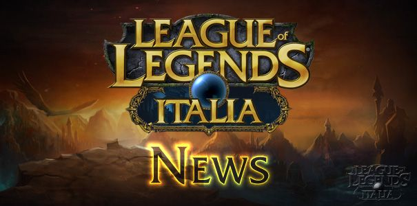 League of Legends - News
